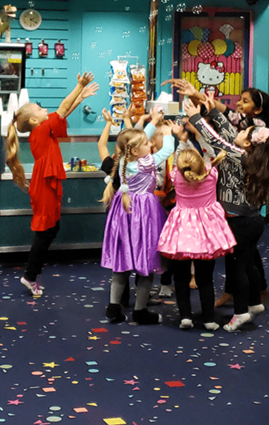 Kids Town Play & Party Birthday Party