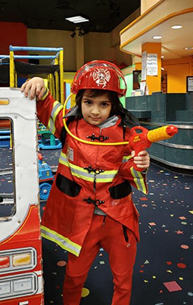 kids town indoor playground