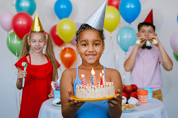 Kids Town Play & Party Kids Birthday
