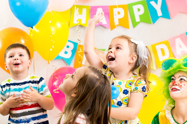 fun birthday party