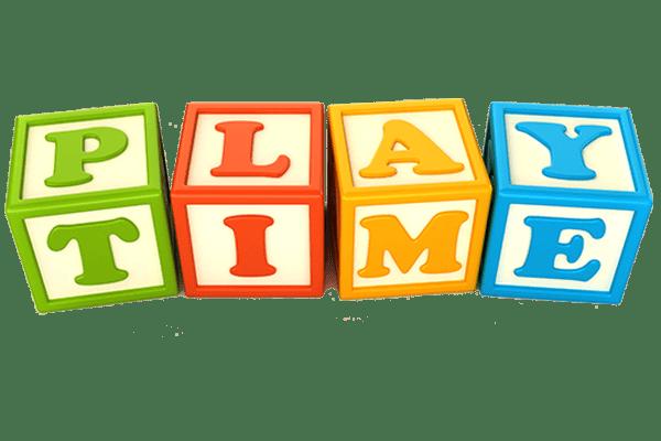 play time blocks